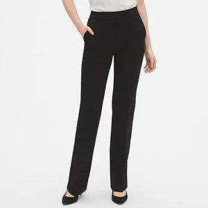 GAP black pants Curvy fit